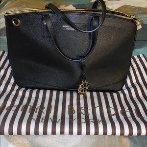 Black Henri Bendel handbag!
